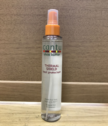 Cantu Thermal Shield Heat Protectant - 151ml